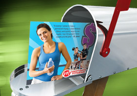 Health Club Direct Mail
