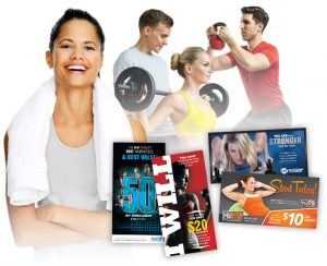 direct mail for gyms