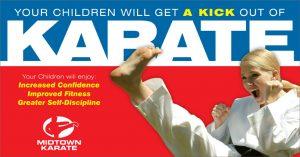 karate postcards