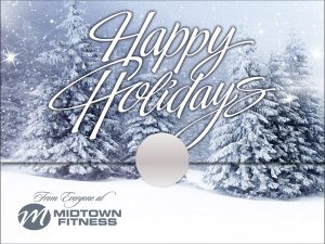 fitness member invitation mailer