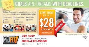 spring promotion direct mail