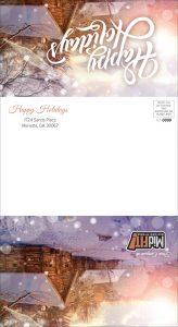 holiday member mailer