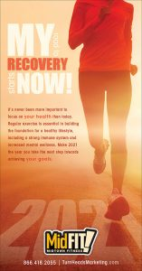 new year fitness marketing promotion