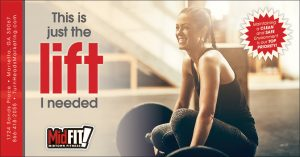 group fitness promotion