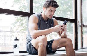 fitness marketing content
