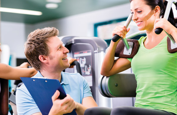 fitness in-house marketing