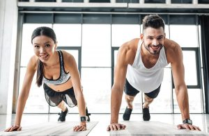 health club member promotions